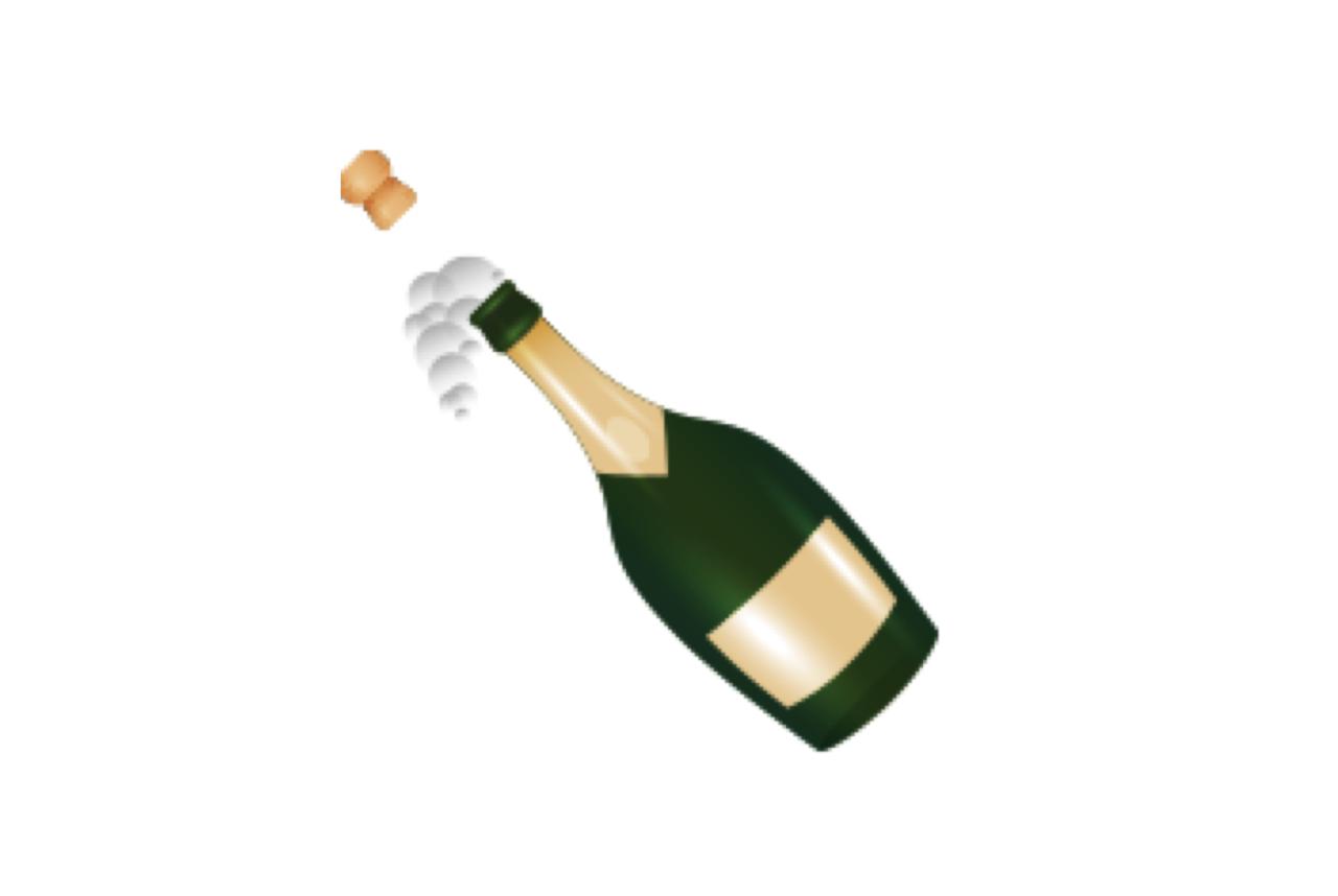 champagneemoji